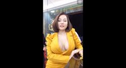 สาวพิธีกรเกาหลีน่าเย็ดมาก